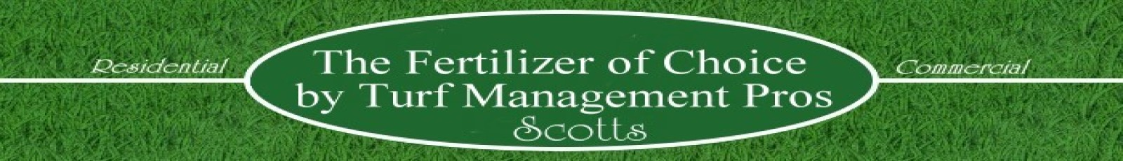 Scotts Fertilizers or Scotts Lawn Fertilizers